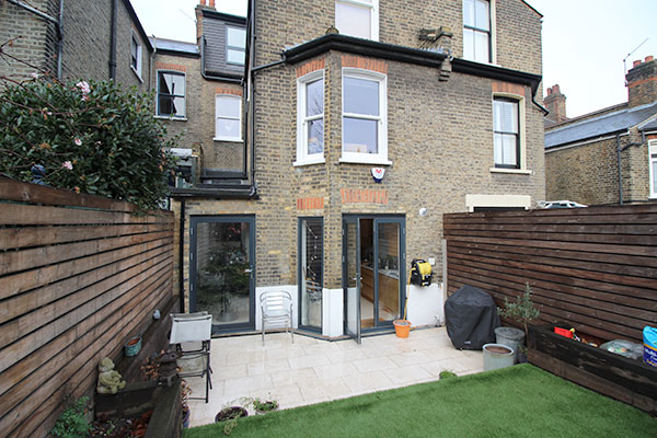 residential refurbishment extension east london