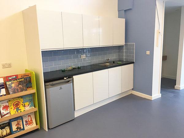 Childrens nursery architect designer London