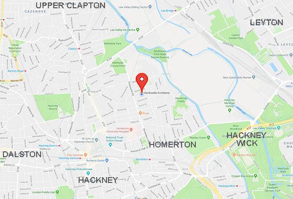 Hardcastle Architects Clapton Hackney E5