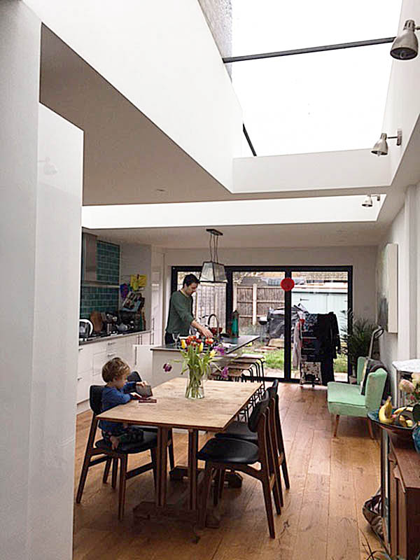 Residential extension east london