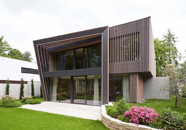 hardcastle architects contemporary house design