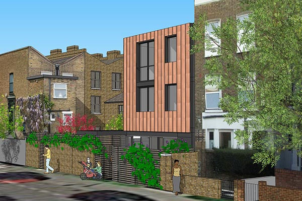 Architects Clapton Hackney E5